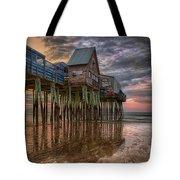 Sunrise Old Orchard Beach Tote Bag