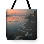 Sunrise On Daytona Tote Bag