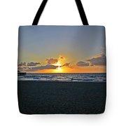 Sunrise On Deerfield Beach Tote Bag