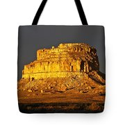 Sunrise On Fajada Butte Tote Bag