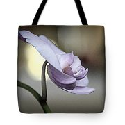 In Silence I Stand Tote Bag