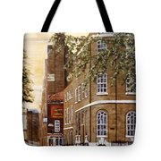 Sunrise On Wapping High Street London Tote Bag