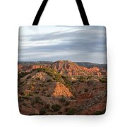 Sunrise Over God's Country Tote Bag