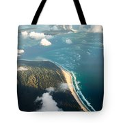 Sunrise Over Paradise Tote Bag