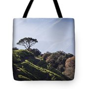 Sunrise Over The Majestic Western Ghats Tote Bag