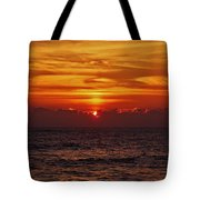 Sunrise Peek 2 12/3 Tote Bag