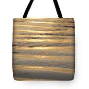 Sunrise Ripple Tote Bag