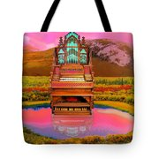 Sunrise Service Tote Bag