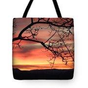 Sunrise Sonata Tote Bag