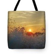 Sunrise Splash 1 9/05 Tote Bag