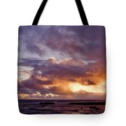 Sunrise Splendor Tote Bag