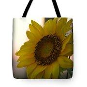 Sunrise Sunflower Tote Bag