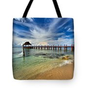 Sunscape Sabor Pier Tote Bag