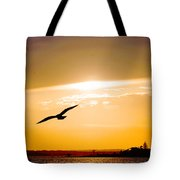 Sunscaped Tote Bag