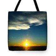 Sunset @ Chesapeake Bay-2 Tote Bag