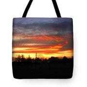 Sunset 02 28 13 Tote Bag