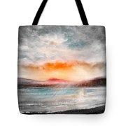 Sunset 111 Tote Bag