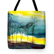 Sunset 3 Tote Bag