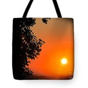 Sunset 365 18 Tote Bag