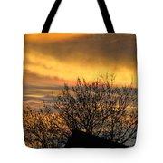 Sunset 4 Tote Bag