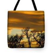 Sunset 7 Tote Bag