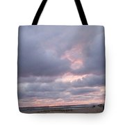 Sunset After The Storm Tote Bag