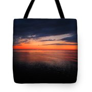 Sunset Afterglow Tote Bag