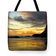 Sunset And Seal Rock Tote Bag