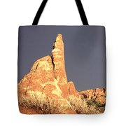 Sunset  Arches National Park Tote Bag
