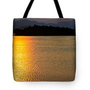 Sunset Asia  Tote Bag