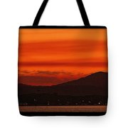 Sunset At Noosa Heads Tote Bag
