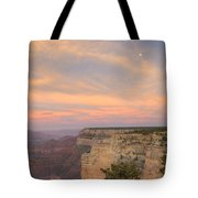 Sunset At Powell Point Tote Bag