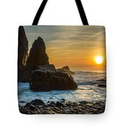 Sunset At The World's End II Tote Bag