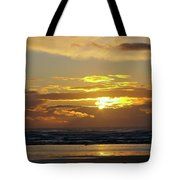 Sunset At Westport  Tote Bag
