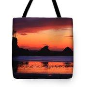 Sunset Bay Sunset 2 Tote Bag