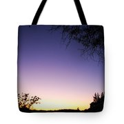 #caughtaridewiththemoon Tote Bag