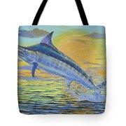Sunset Blue Off0085 Tote Bag
