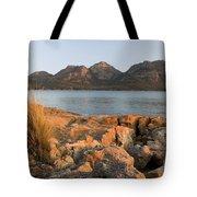 Sunset Coast Tote Bag