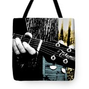 Sunset Country Pickin Tote Bag