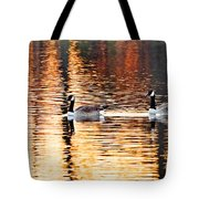 Sunset Cruise Tote Bag by Scott Pellegrin