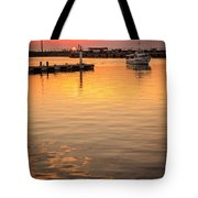 Sunset Excursion Tote Bag