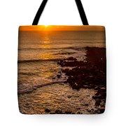 Sunset Far Away Tote Bag