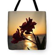 Sunset Flower 2 Tote Bag