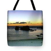 Sunset Gone Tote Bag