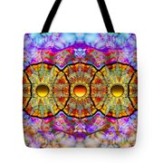 Sunset Grove Tote Bag