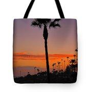 Sunset In Laguna Beach Tote Bag