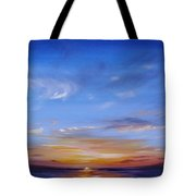 Sunset In Paradise Tote Bag
