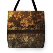 Sunset Jd II Tote Bag