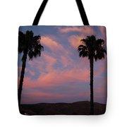 Sunset Landscape Xi Tote Bag