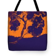 Sunset Madrone Tote Bag